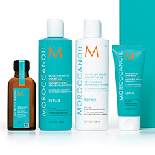 G&M's very own Moroccanoil Advocates