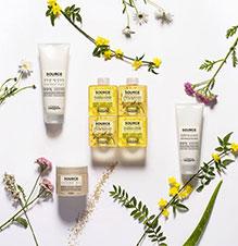 L'Oréal Source Natural Products