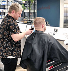 Visit Our Modern Grooming Zone