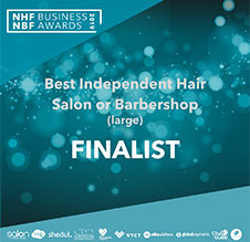 We Are Best Salon Finalists!