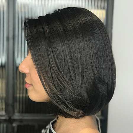 salon hair color Amersham black 2