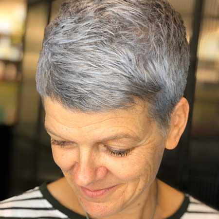 salon hair color Amersham grey 2