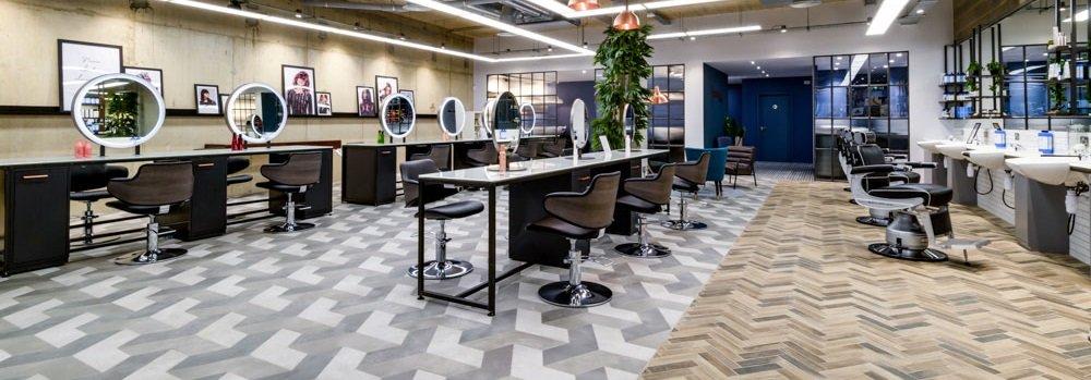 Inside Gatsby Miller Hair Salon Amersham