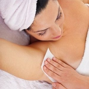 Underarm waxing, top beauty salon in amersham - gatsby & miller hair & beauty salon