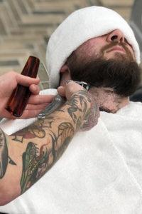 beard trimming, Gatsby & Miller Barbers In Amersham, Buckinghamshire