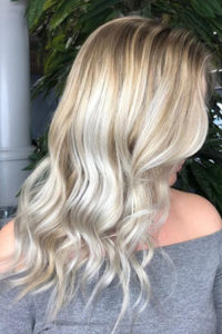 beautiful blonde balayage, Gatsby & Miller Hairdressing Salon, Amersham, Buckinghamshire
