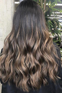 brunette balayage top hair salon amersham