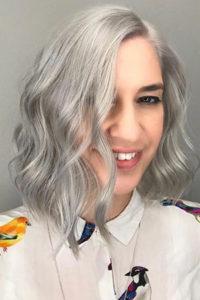 silver grey hair colour gatsby miller hairdressers amersham