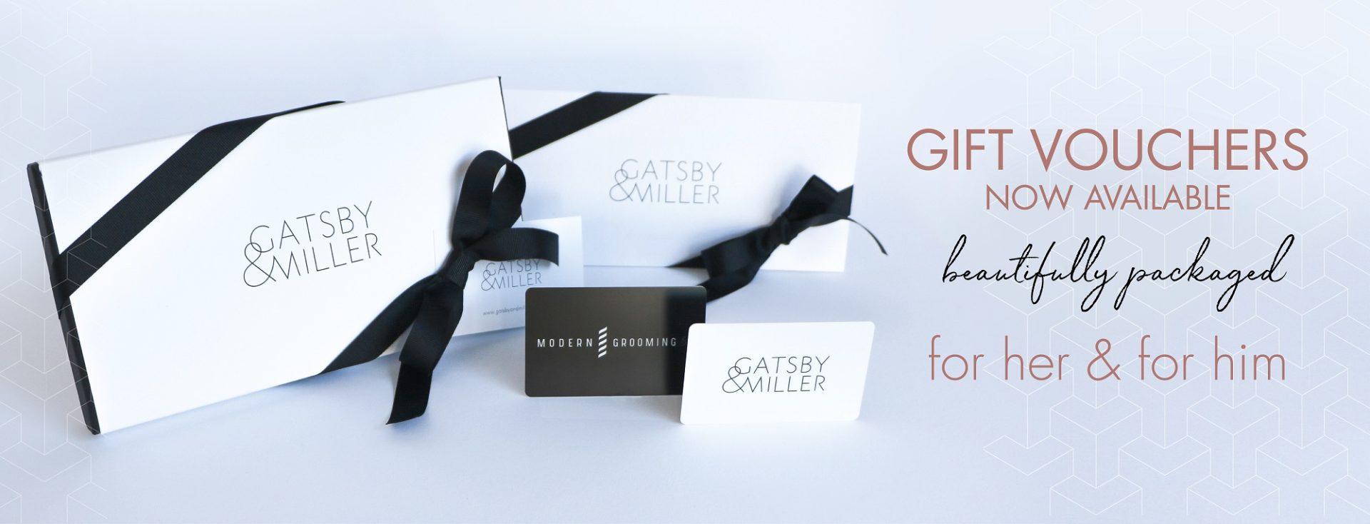 gift vouchers gatsby miller hair beauty salon amersham