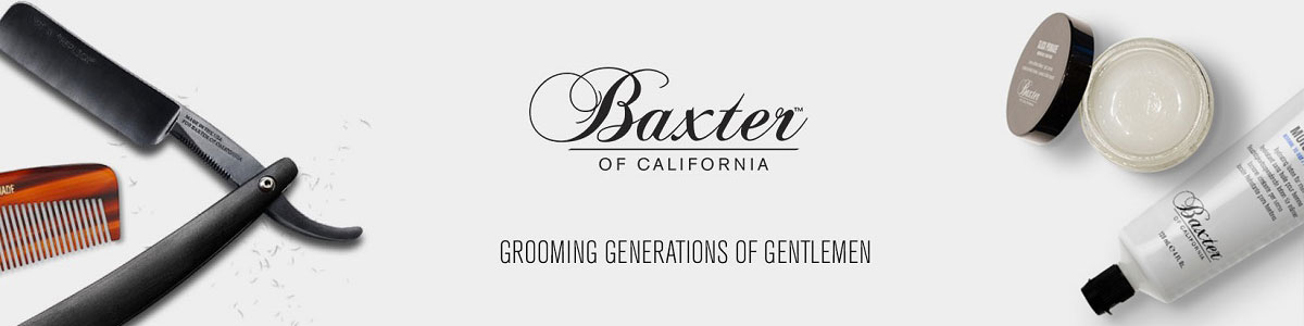 BAXTER OF CALIFORNIA MENS GROOMING PRODUCTS 1