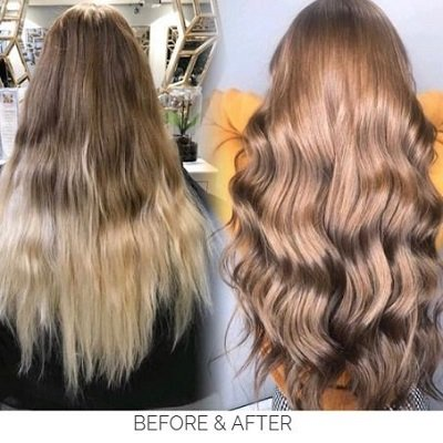 COLOUR CORRECTION PACKAGES GATSBY AND MILLER HAIRDRESSERS AMERSHAM