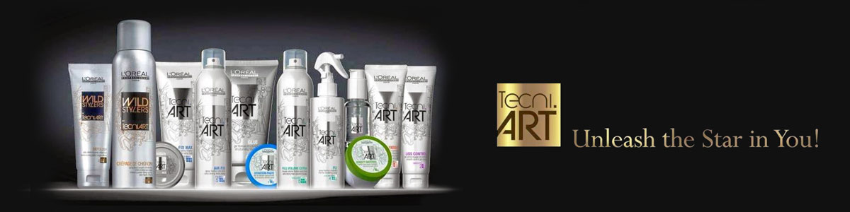 L'Oreal Professionnel Tecni.Art Products