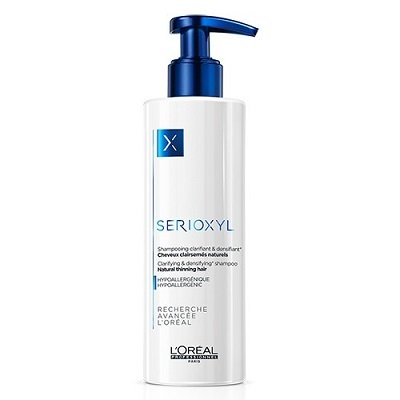 serioxyl shampoo for natural thinning hair