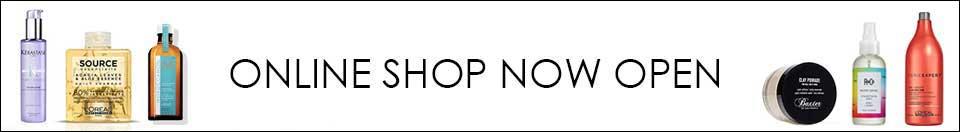 Online Shop, Gatsby & Miller Hair & Beauty Salon, Amersham