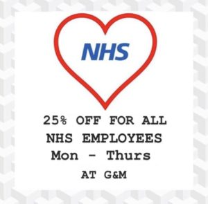 NHS Discounts Gatsby Miller Hair Salon Amersham 1