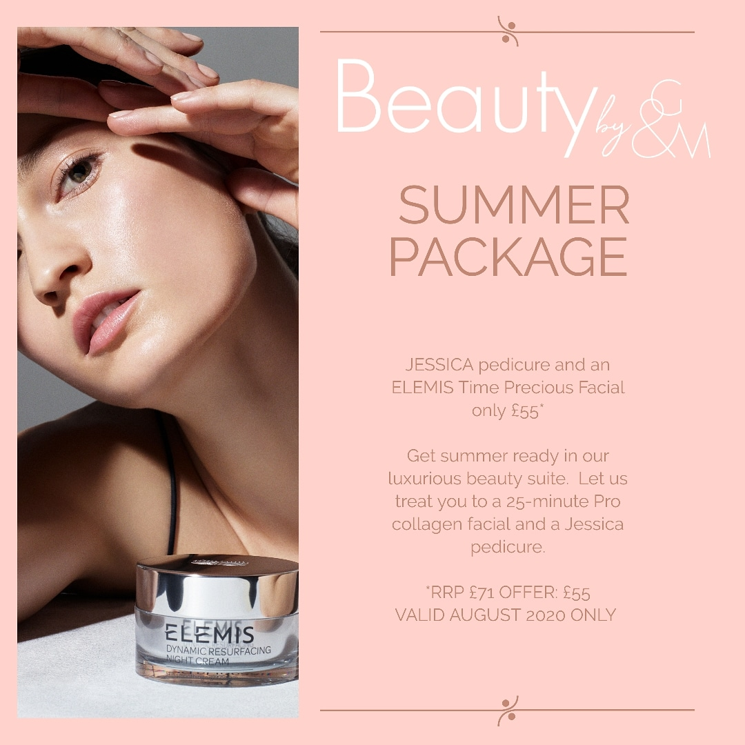 beauty is back at gatsby and miller beauty salon in amersham