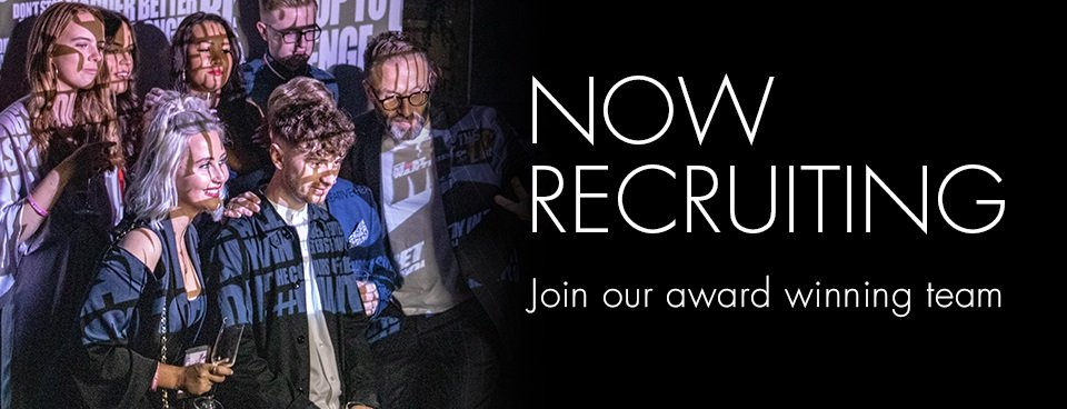 Now Recruiting at gatsby and miller hair salon, amersham