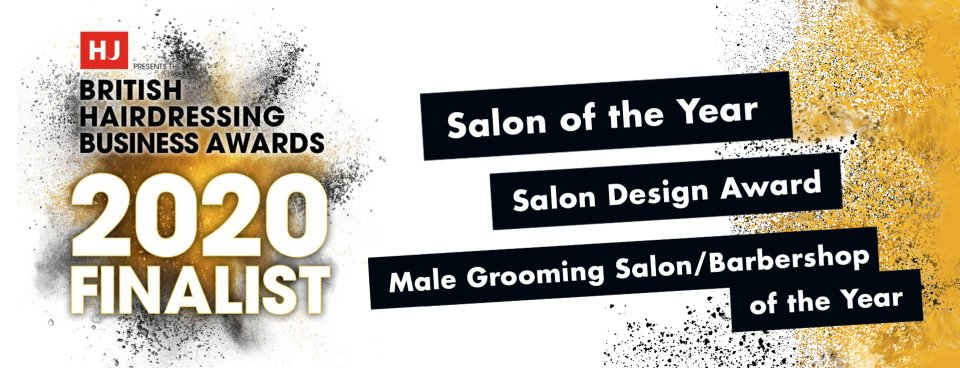 salon of the year and male grooming awards finalists gatsby and miller salon in amersham