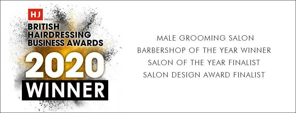 Male grooming salon of the year winner Gatsby Miller in Amersham