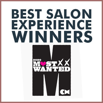 G&M Wins Best Salon Experience Award