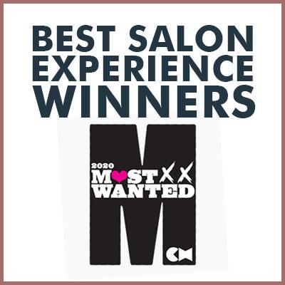 G&M Wins Best Salon Experience Award