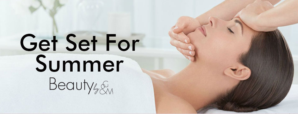 SUMMER BEAUTY PROMOTION AT GATSBY AND MILLER HAIR & BEAUTY SALON IN AMERSHAM, BUCKINGHAMSHIRE