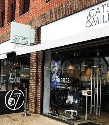 cafe67, Gatsby & Miller Hair Salon, Amersham, Buckinghamshire